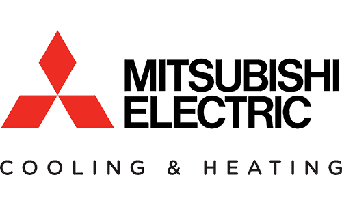 mitubshi electric cooling and heating logo