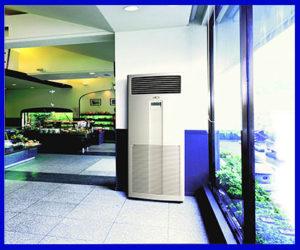 floor type airconditioner