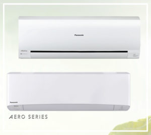 Panasonic Air Conditioner, aero series