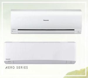 Panasonic Air Conditioner, aero series