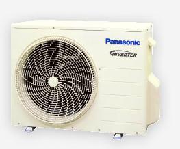 Panasonic air conditioner, inverter type